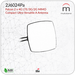 2J6024Pa CELLULAR/LTE MIMO Adhesive Mount - www.multiband-antennas.com