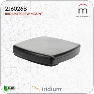 2J6026B Iridium Only Screw Mount - www.multiband-antennas.com