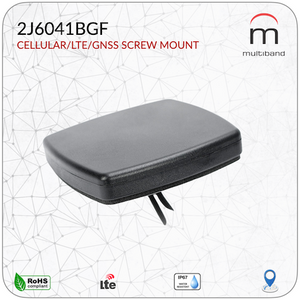 2J6041BGF CELLULAR/LTE/GNSS Screw Mount - www.multiband-antennas.com