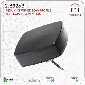 2J6926B Iridium Body Mount - www.multiband-antennas.com