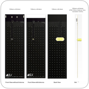 2JE18 - CELLULAR / LTE Surface Mount - www.multiband-antennas.com