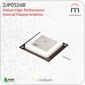 2JP0526B Iridium Internal Passive Antenna - www.multiband-antennas.com