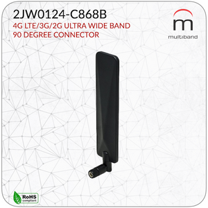2JW0124-C868B Cellular/Lte Connector Mount - www.multiband-antennas.com