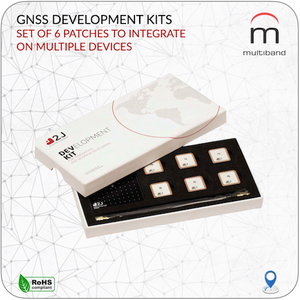 GNSS Ceramic Patch Development Kits - www.multiband-antennas.com
