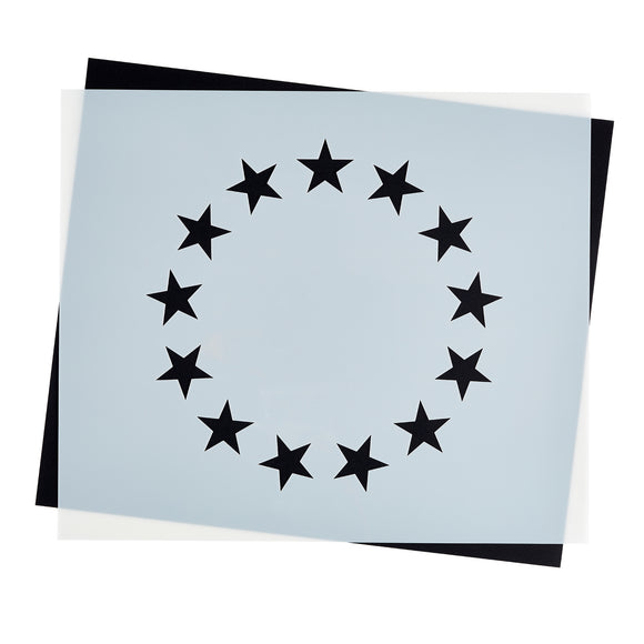 picture regarding 50 Star Stencil Printable titled Star Business Templates for Craftsmen of AMERICAN Wooden Flags