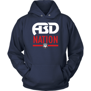 ABD NATION HOODIE (Adult Sizes)