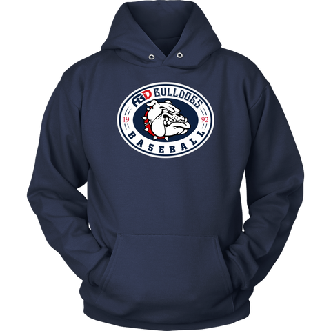 Image of ABD BULLDOGS HOODIE (Adult Sizes)