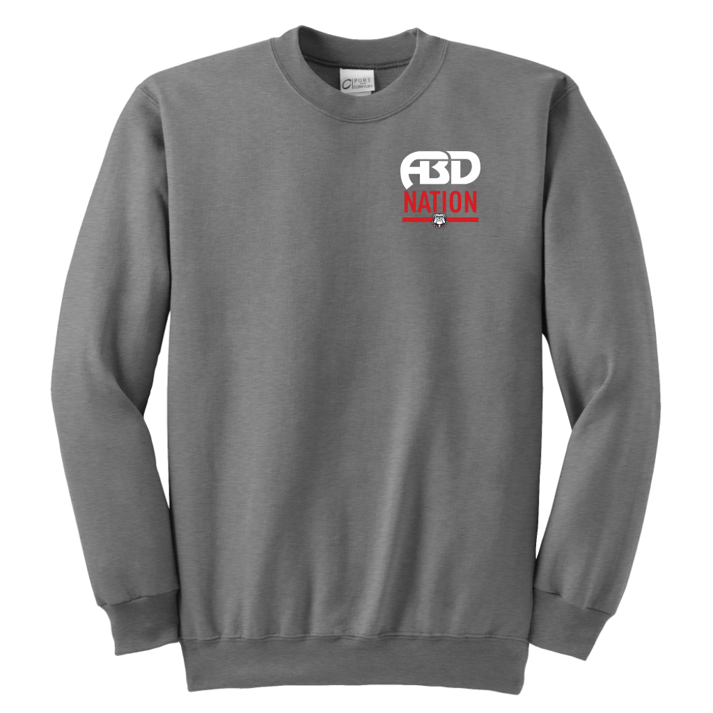 ABD NATION SWEATSHIRT (youth sizes)