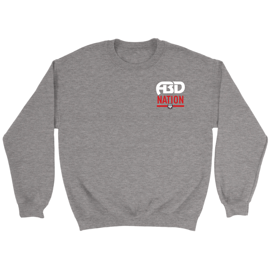 ABD NATION SWEATSHIRT (adult sizes)