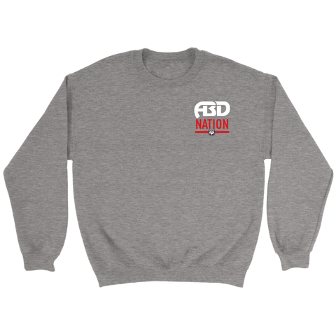 Image of ABD NATION SWEATSHIRT (adult sizes)