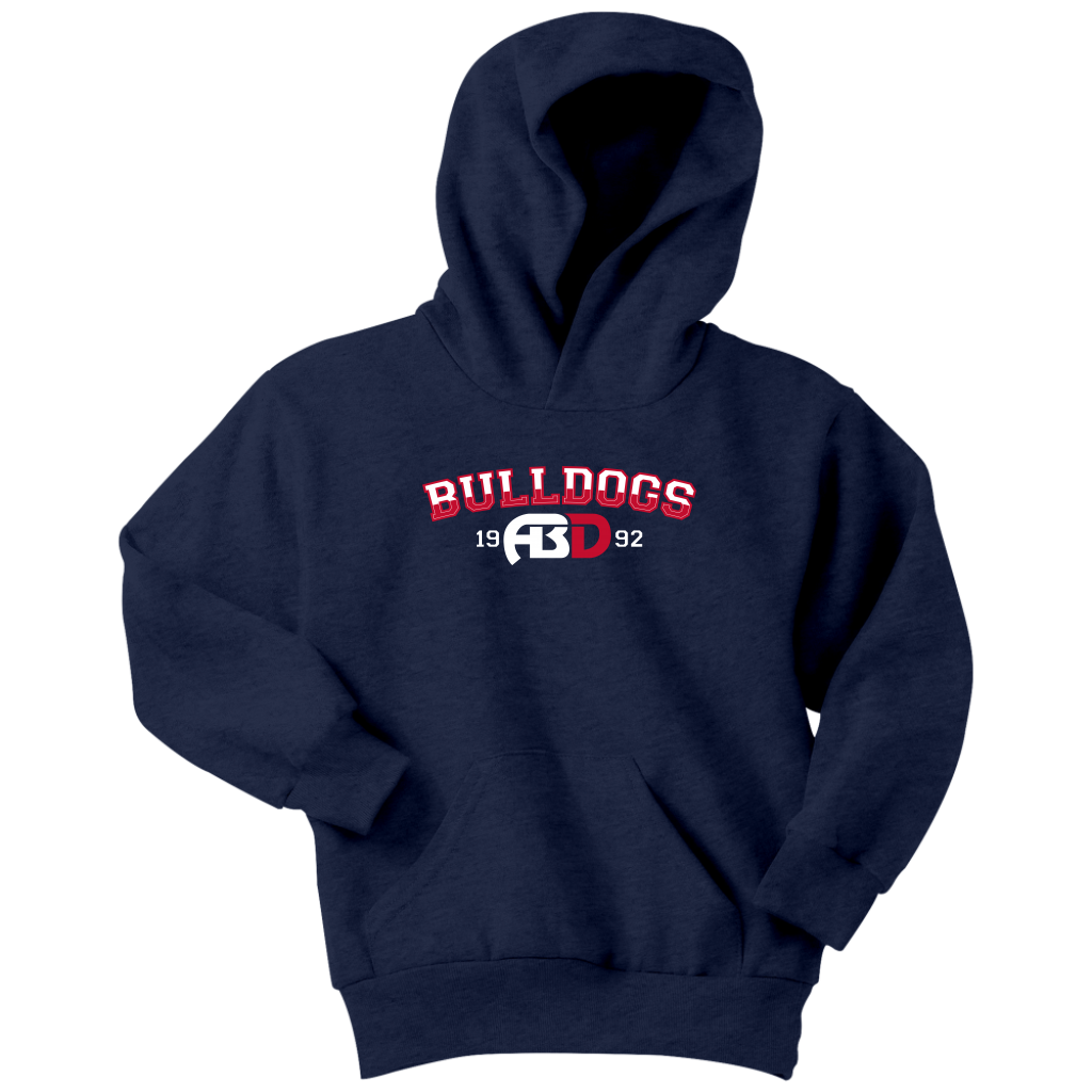 ABD BULLDOGS 1992 HOODIE (Youth)