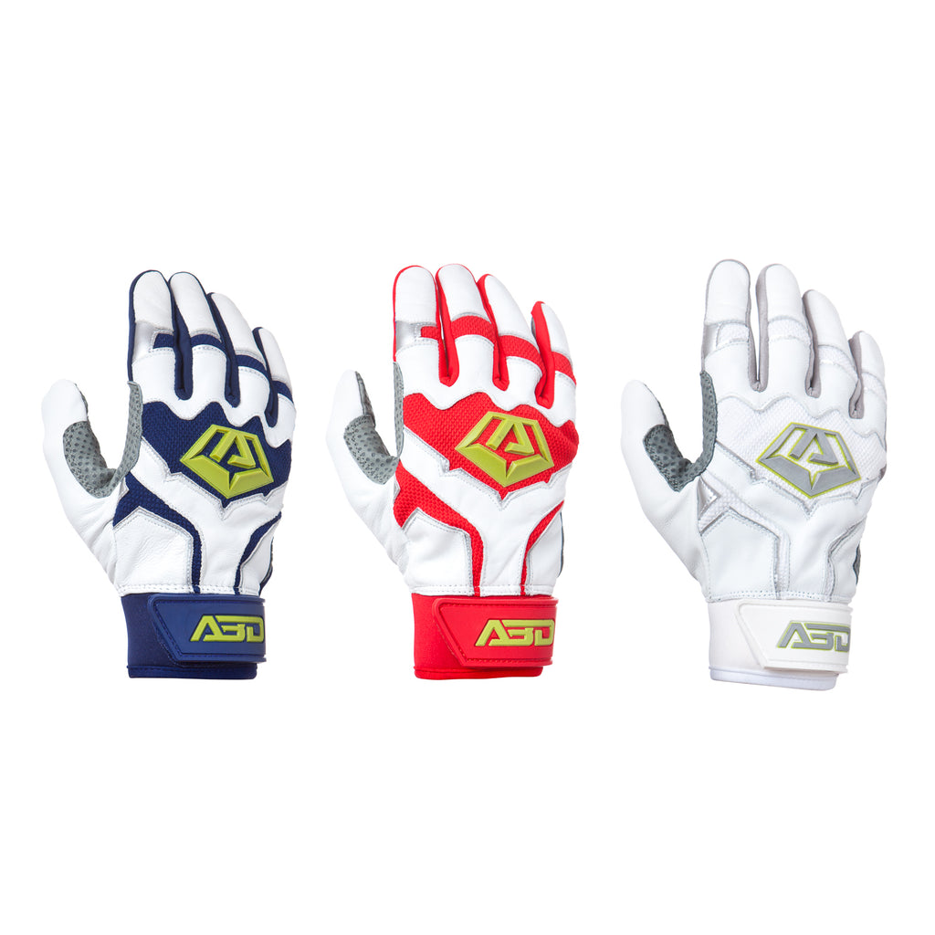 ABD BATTING GLOVES - 60% OFF