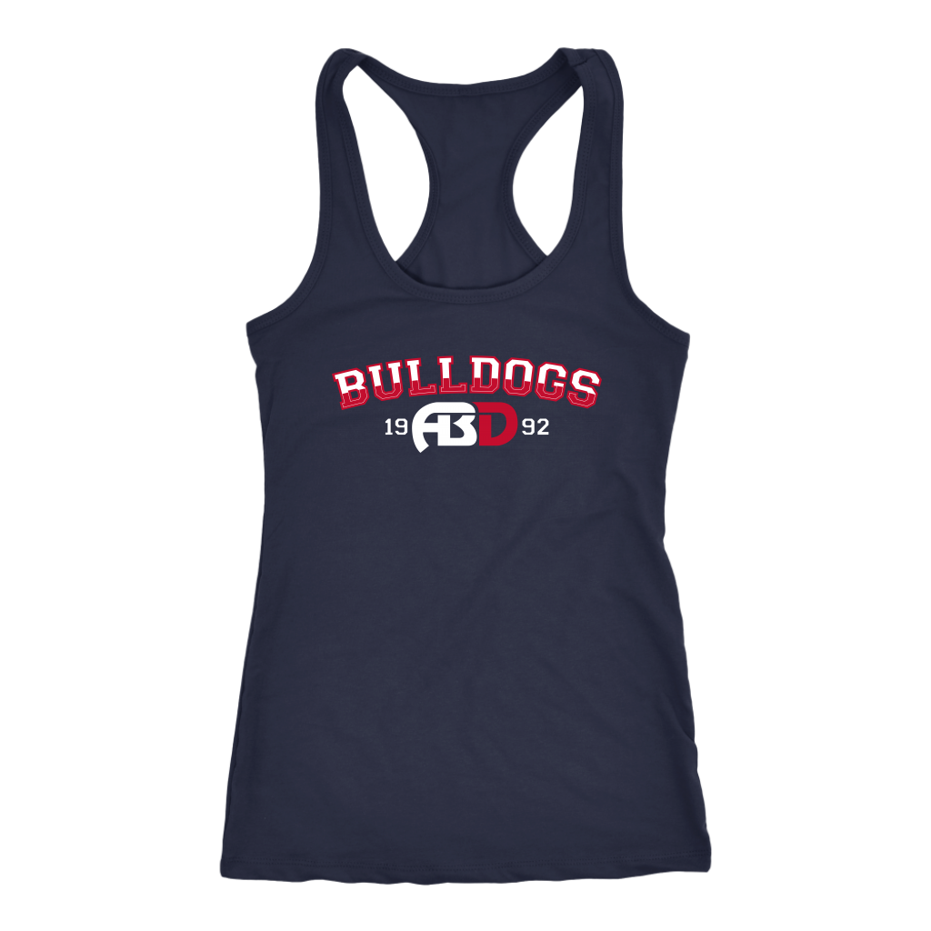 ABD BULLDOGS 1992 RACERBACK (Adult Sizes)