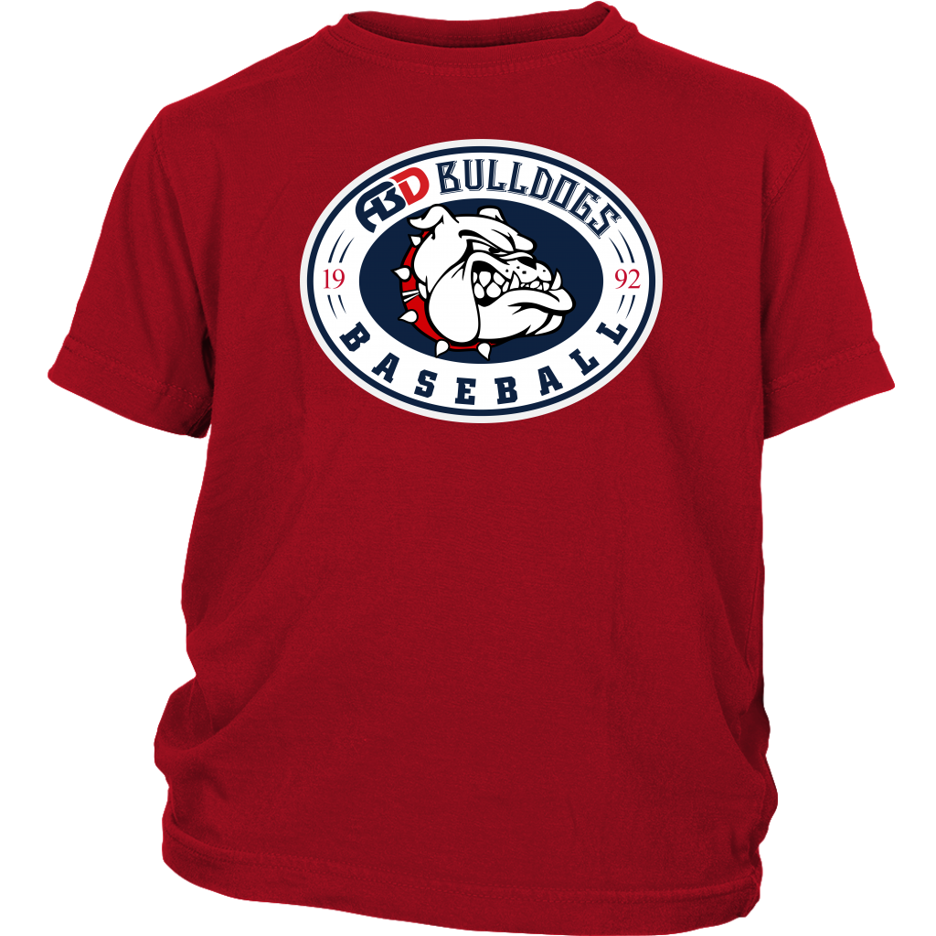ABD BULLDOGS VINTAGE (Youth Sizes)