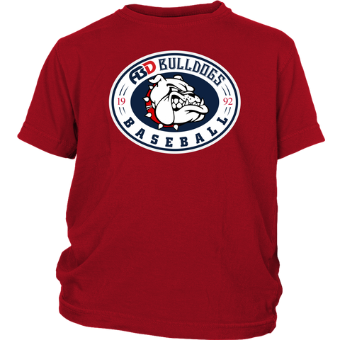 Image of ABD BULLDOGS VINTAGE (Youth Sizes)