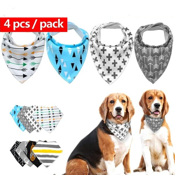 4pcs Bandana Cool Pack