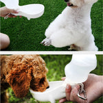 The New Listing Portable bottle dog
