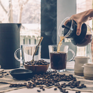 6 Steps for a perfect coffee