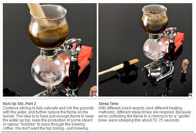Japanese Coffee Syphon