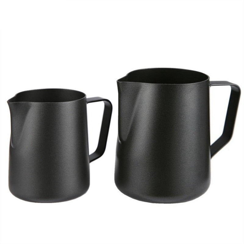 Black Milk Frothing Pitcher