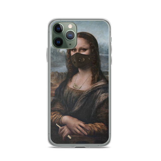 Mona Lasher iPhone Case