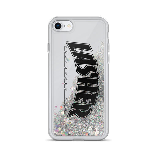 LASHER Liquid Glitter Phone Case