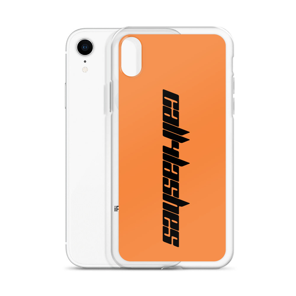 Call4Lashes iPhone Case