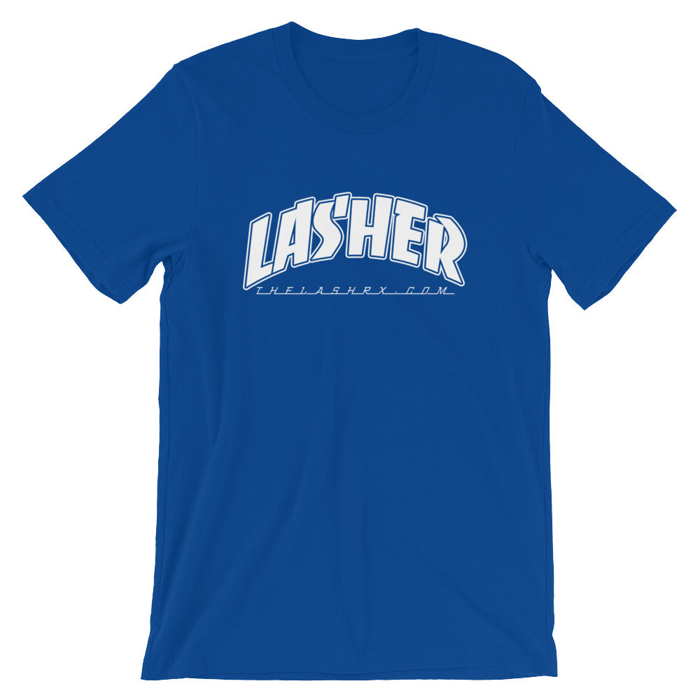 I'm A Lasher - Cotton T-Shirt