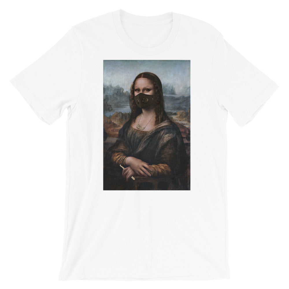 Mona Lasher Cotton T-Shirt