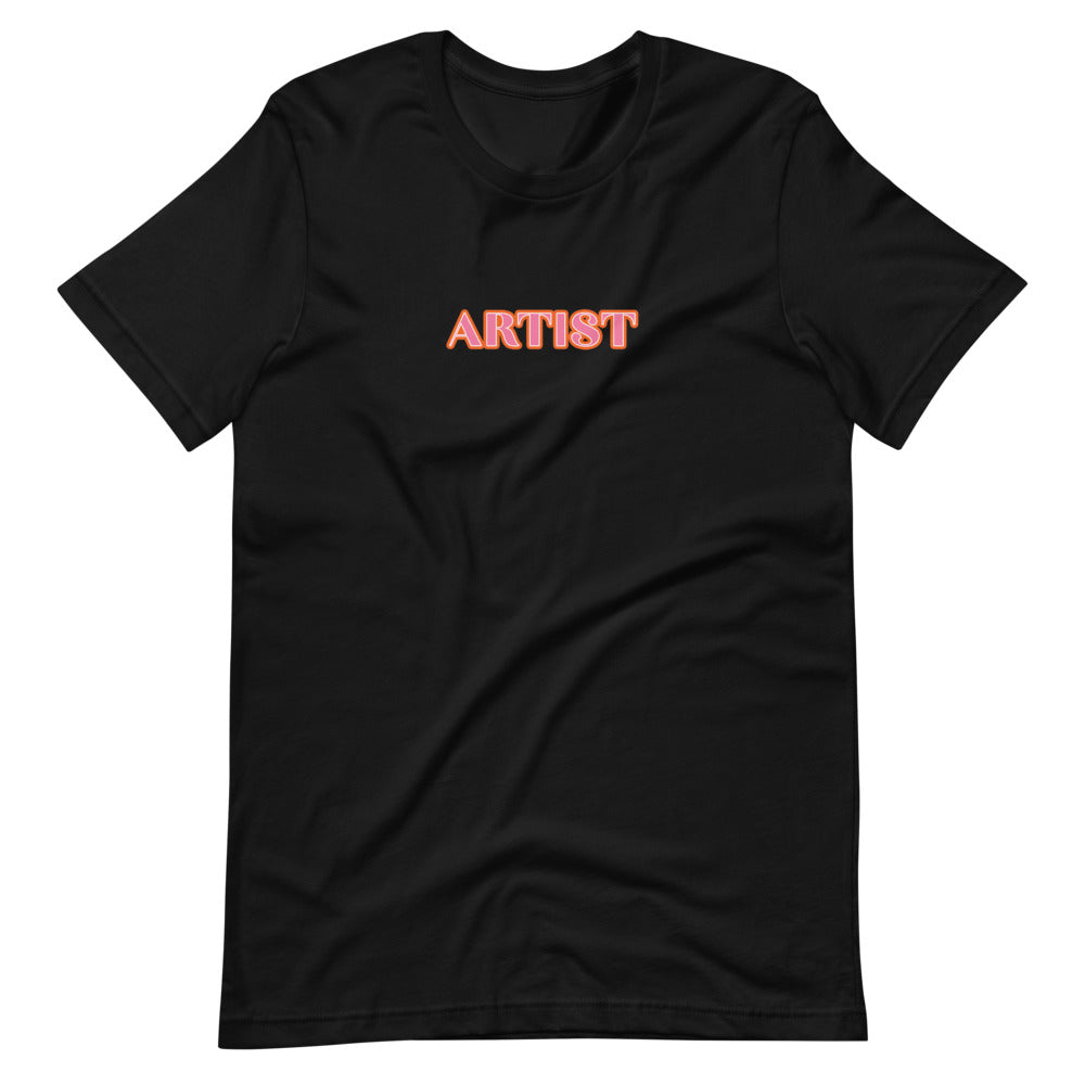 Artist Cotton T-Shirt