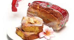 Punalu'u Sweet Bread French Toast with Tropical Fruit Butter