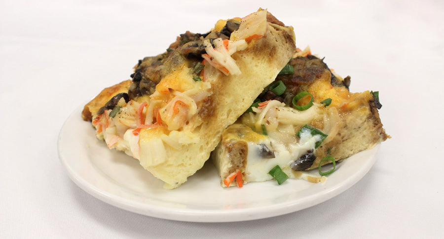 Punalu'u Sweet Bread Crab & Shrimp Bake