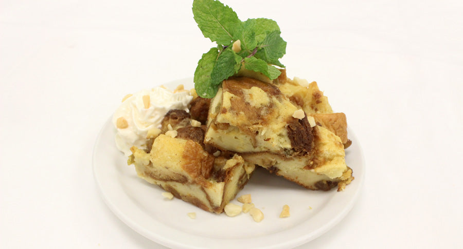 Punalu'u Sweet Bread Pudding