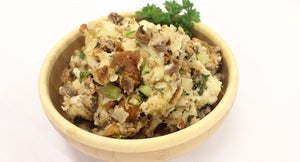 Punalu'u Sweet Bread Turkey Stuffing
