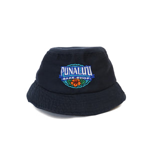 Punalu'u Embroidered Logo Crusher Bucket Cap