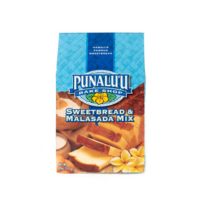 Punalu'u Sweetbread & Malasada Home-Baking Mix Basket