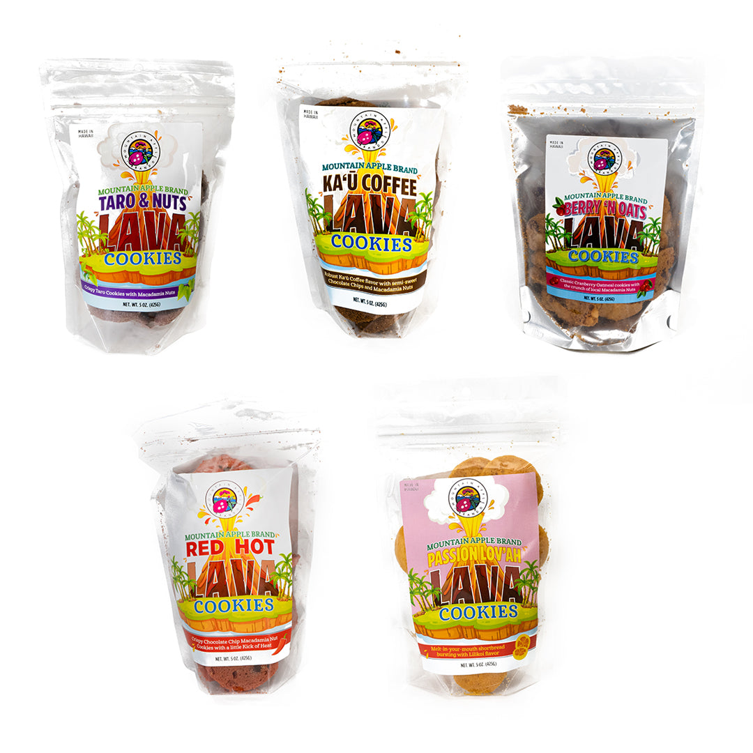 Lava Cookie Sampler
