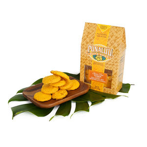 Punaluʻu Macadamia Nut Shortbread Cookies - Box 1