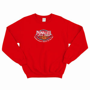 Punalu'u Embroidered Logo Sweat Shirt