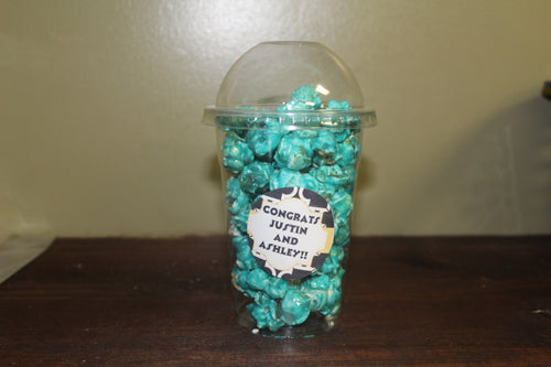 It's A Boy! Baby Shower Popcorn Cup Favors