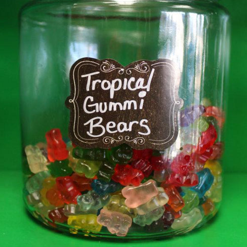 Tropical Gummi Bears