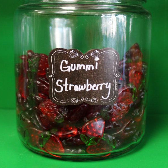 Gummi Strawberry