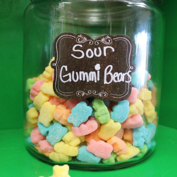 Sour Gummi Bears