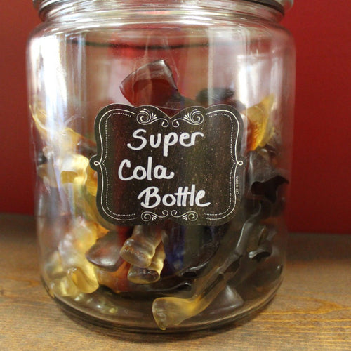 Super Cola Bottle