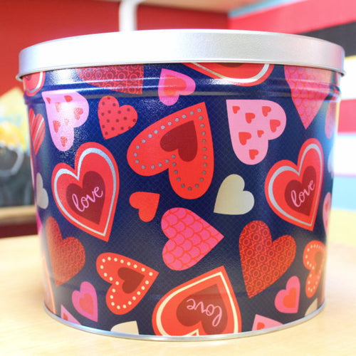 Hearts Tin (2 Gal)