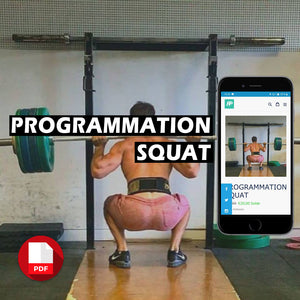 PROGRAMMATION SQUAT