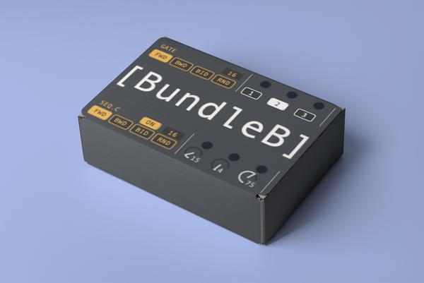 Sequencer Bundle B Live10
