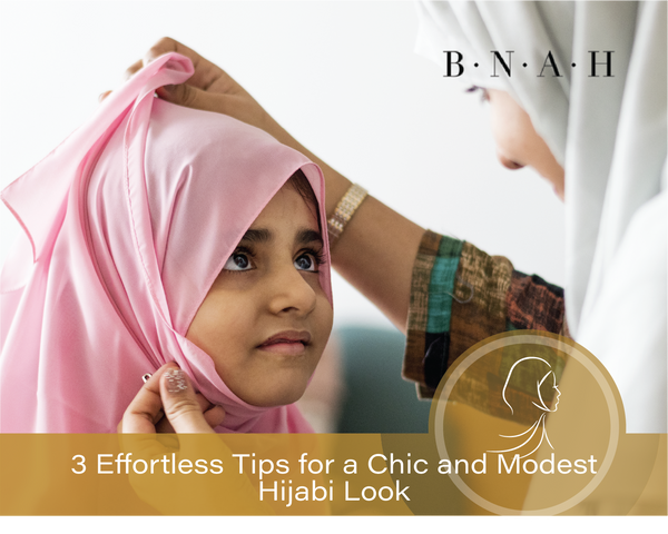 3 Effortless Tips for a Chic and Modest Hijabi Look