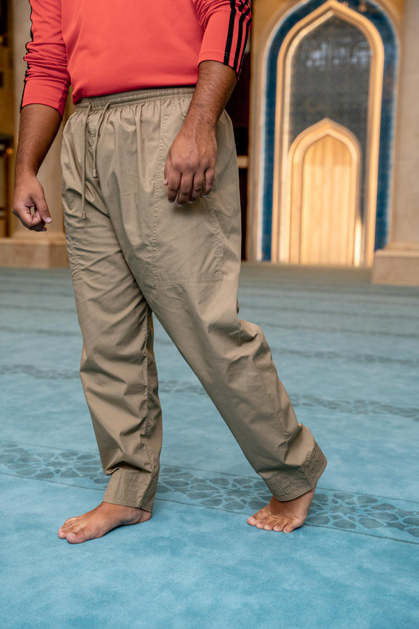 Mens Ikaf Pants - Caramel