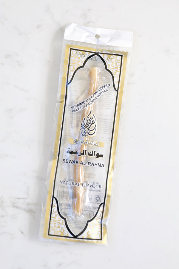 ATIM100-Miswak Natural Tooth Brush